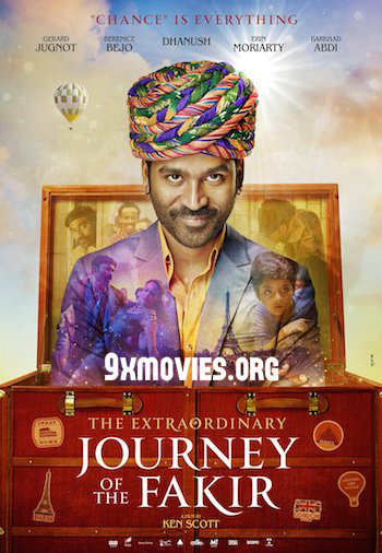 The Extraordinary Journey of the Fakir 2018 English Bluray Movie Download