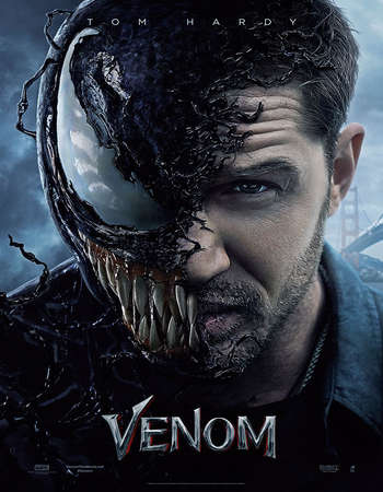 Venom 2018 Hindi Dubbed 720p 800MB HDCamRip