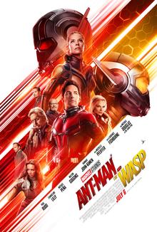 Ant-Man and the Wasp 2018 Dual Audio Hindi BluRay Full Movie Download HD