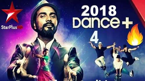 Dance Plus 4 21st October 2018 300MB HDTV 480p