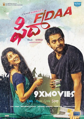Fidaa 2017 Dual Audio Hindi UNCUT Full Movie Download