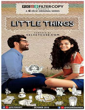 Little Things Hindi Season 02 Complete 720p HDRip x264