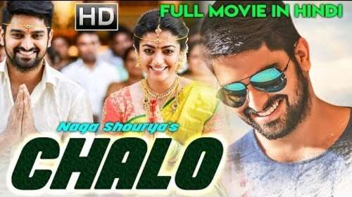 Chalo 2018 Hindi Dubbed 720p HDRip x264