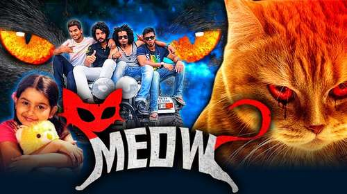 Meow 2018 Hindi Dubbed 720p HDRip x264