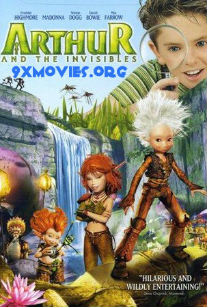 Arthur And The Invisibles 2006 Dual Audio Hindi UNCUT Full Movie Download
