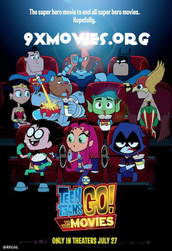 Teen Titans Go To the Movies 2018 English Movie Download