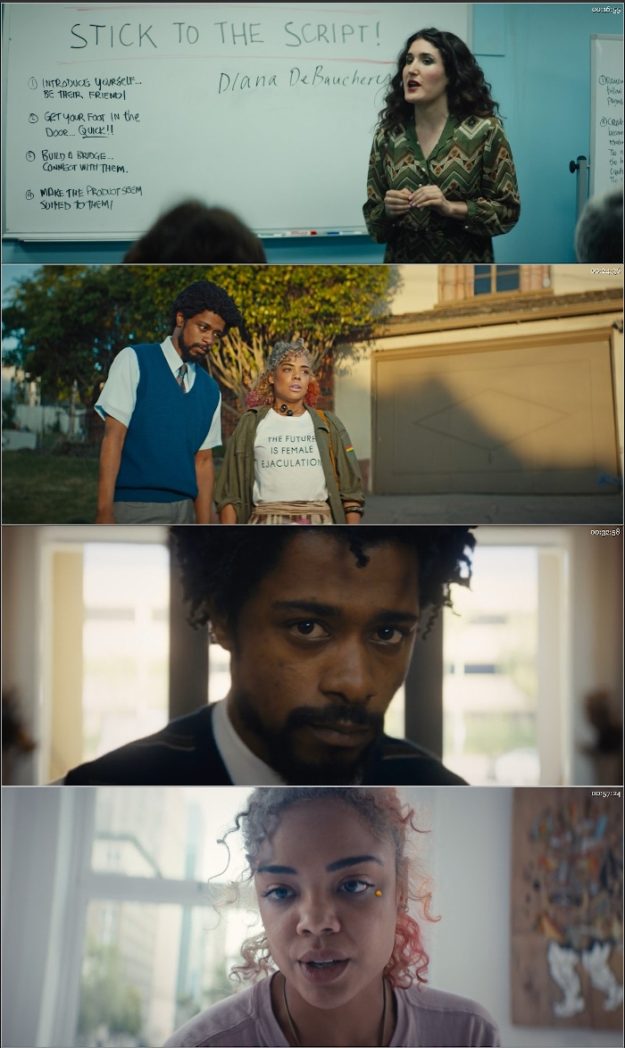 Sorry to Bother You 2018 Dual Audio Hindi BluRay Full Movie Download HD