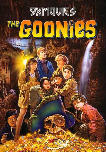 The Goonies 1985 Dual Audio Hindi Bluray Movie Download