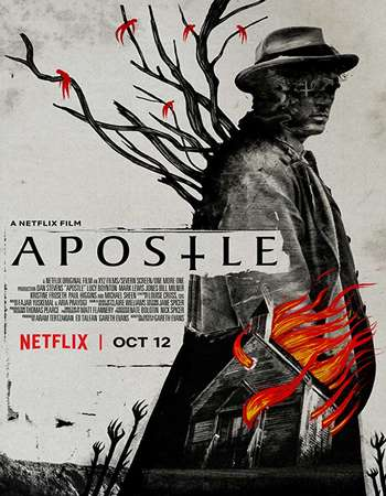Apostle 2018 English 720p NF Web-DL 999MB MSubs
