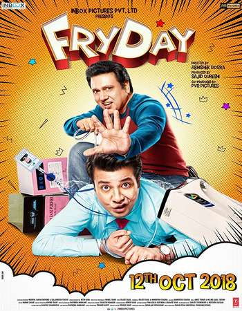 FryDay 2018 Hindi 500MB HDRip 720p HEVC