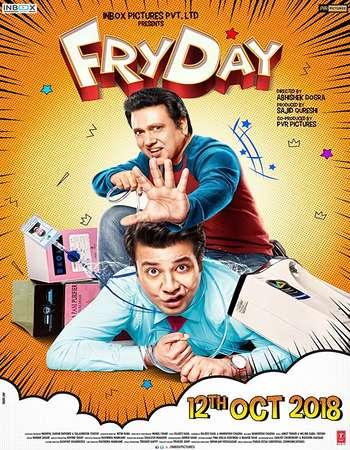 Download FryDay Poster