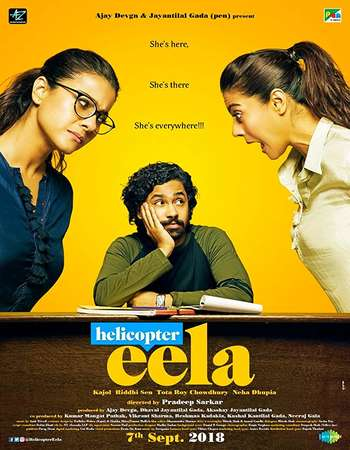 Helicopter Eela 2018 Hindi 600MB HDRip 720p HEVC