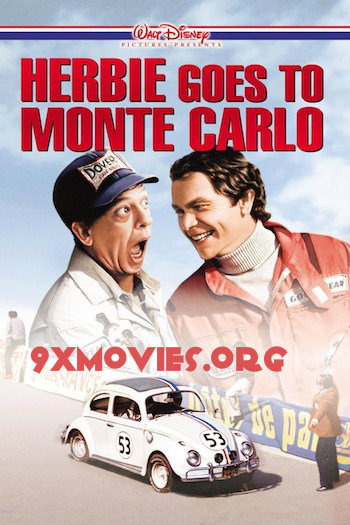 Herbie Goes To Monte Carlo 1977 Dual Audio Hindi Bluray Movie Download
