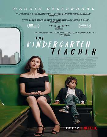 The Kindergarten Teacher 2018 English 720p NF Web-DL 750MB MSubs