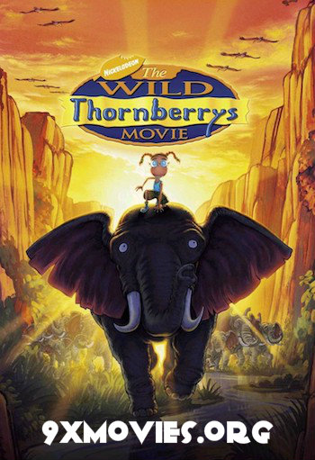 The Wild Thornberrys Movie 2002 Dual Audio Hindi 720p WEB-DL 850mb