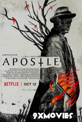 Apostle 2018 English 720p WEB-DL 1GB ESubs