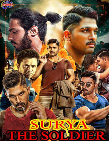 Surya The Soldier 2018 Hindi Dubbed 450MB HDRip 480p