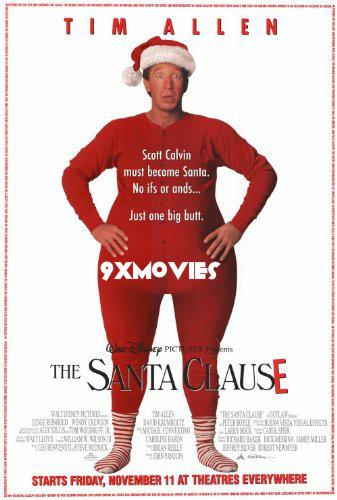 The Santa Clause 1994 Dual Audio Hindi 720p HDRip 750mb