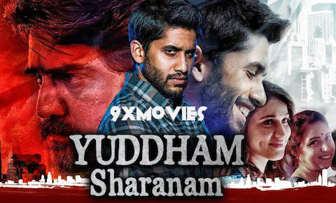Yuddham Sharanam 2018 Hindi Dubbed 720p HDRip 850mb