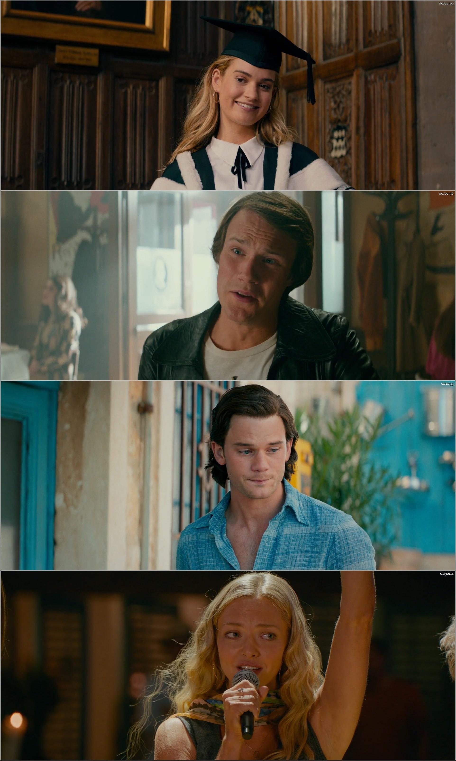 Mamma Mia! Here We Go Again 2018 Dual Audio Hindi BluRay Full Movie Download HD