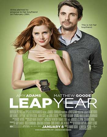 Leap Year 2010 Hindi Dual Audio 300MB BluRay 480p ESubs