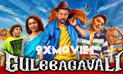 Gulebagavali 2018 Hindi Dubbed 720p HDRip 800mb