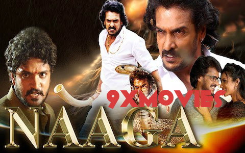 Naaga 2018 Hindi Dubbed 720p HDRip 800mb