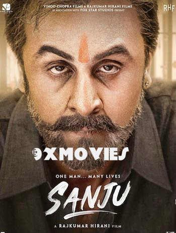 Sanju 2018 Hindi 720p HDRip 1.1GB