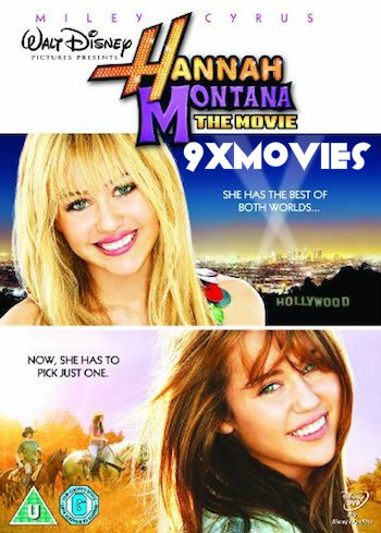 Hannah Montana The Movie 2009 Dual Audio Hindi 720p BluRay 750mb