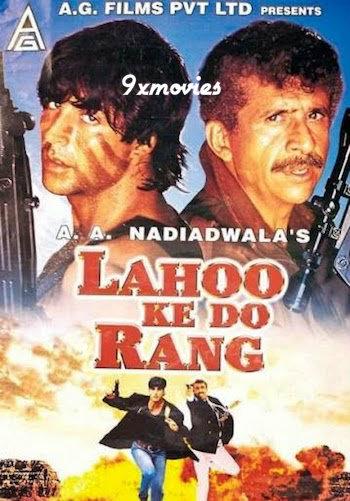 Lahoo Ke Do Rang 1997 Hindi 720p WEBRip 950mb