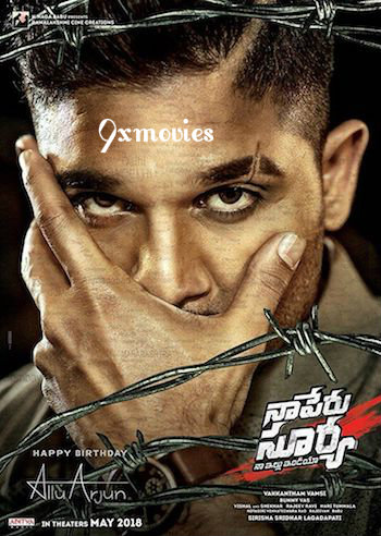 Naa Peru Surya Na Illu India 2018 Dual Audio Hindi UNCUT 720p HDRip 1.2GB