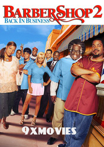 Barbershop 2 Back in Business 2004 English 720p BRRip 999MB ESubs