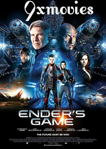 Enders Game 2013 Dual Audio Hindi 720p BluRay 850mb
