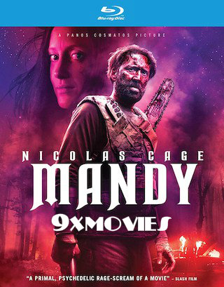 Mandy 2018 English 720p BRRip 1GB ESubs