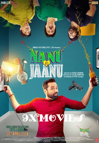 Nanu Ki Jaanu 2018 Hindi 720p HDRip 900mb