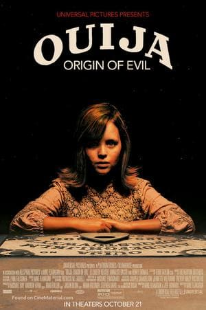 Ouija: Origin of Evil 2016 Dual Audio [Hindi – English] 720p 850MB BluRay