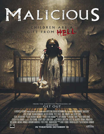 Malicious 2018 English 720p Web-DL 700MB ESubs