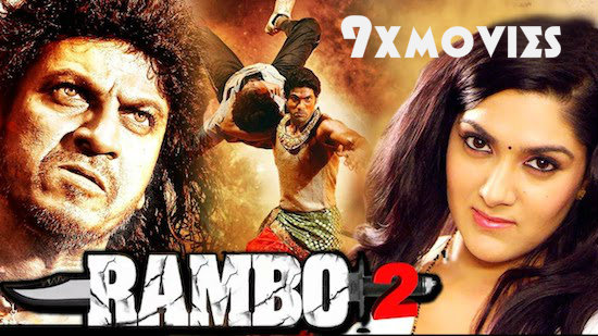 Raambo 2 (2018) Hindi Dubbed Full Movie Download