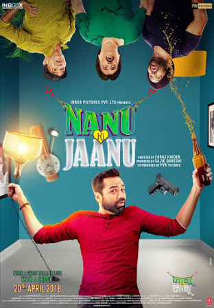 Nanu Ki Jaanu 2018 Hindi 720p 700MB HDRip x264