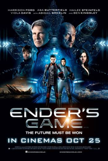Ender's Game 2013 Dual Audio [Hindi – English] 720p 950MB BluRay