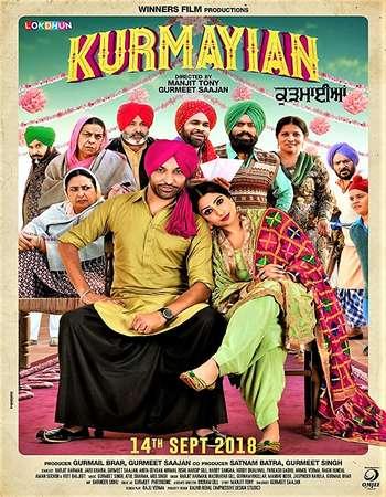 Kurmaiyan 2018 Punjabi 700MB HDTV x264