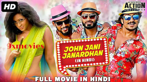 John Jani Janardhan 2018 Hindi Dubbed 720p HDRip 900mb