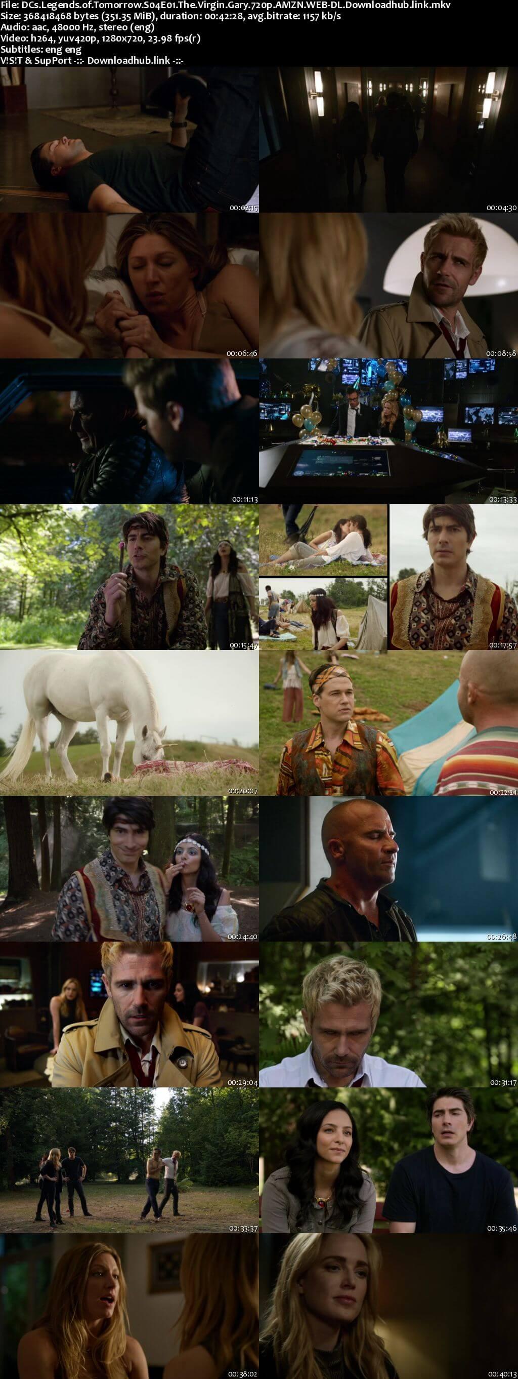 DCs Legends of Tomorrow S04E01 350MB AMZN Web-DL 720p ESubs