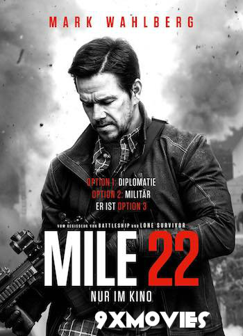 Mile 22 2018 English 720p HDRip 750MB ESubs