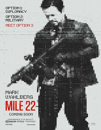 Mile 22 2018 Hindi Dual Audio 500MB BluRay 720p ESubs HEVC