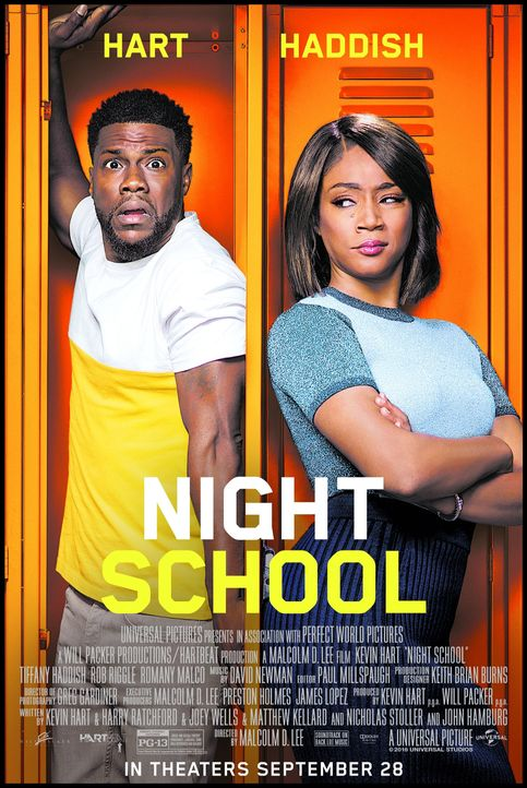 Night School 2018 English 720p 950MB HDTS