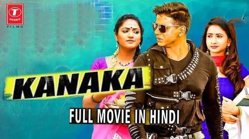 Kanaka 2018 Hindi Dubbed 720p HDRip x264
