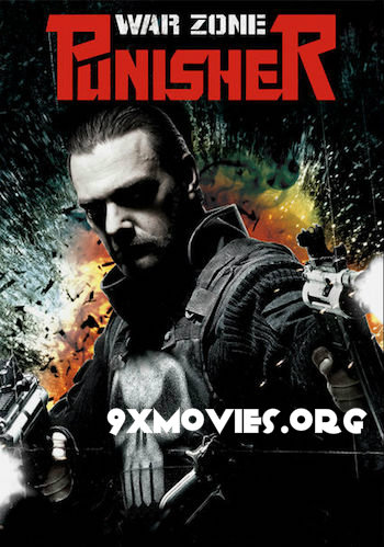 Punisher War Zone 2008 Dual Audio Hindi 720p BluRay 850mb