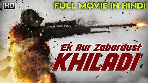 Ek Aur Zabardust Khiladi 2018 Hindi Dubbed 720p HDRip x264