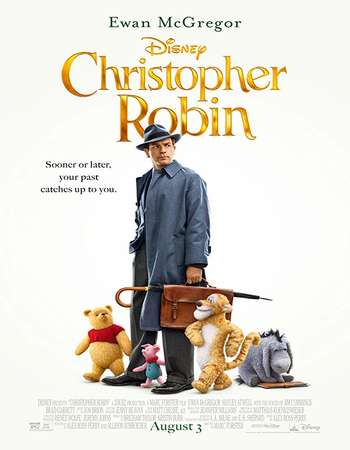 Christopher Robin 2018 Hindi Dual Audio 720p BluRay ESubs